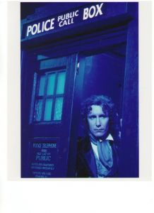 "Paul McGann ""The Doctor"" (Doctor Who) #3"